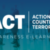 Action Counters Terrorism: Awareness eLearning
