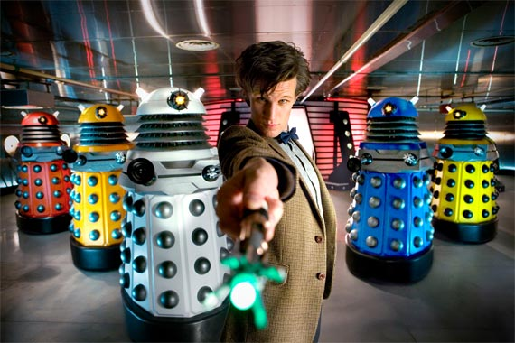 'Dr Who' Comes to Bedford!