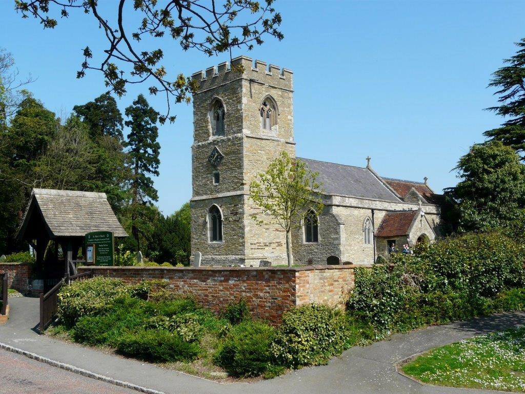 Holy Communion at St Mary's Woughton-on-the-Green