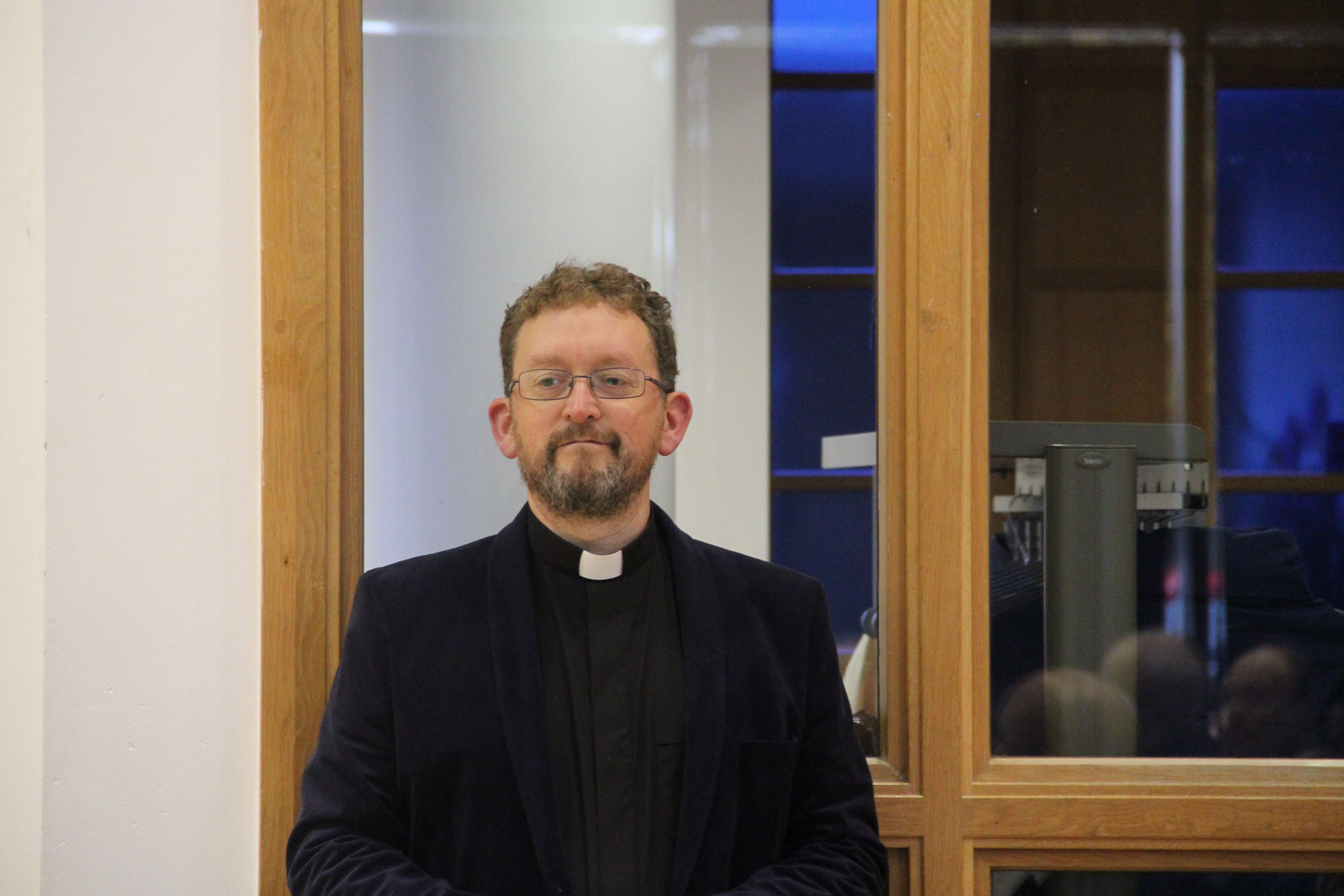 Chapter Communion: Tim Norwood, MK Deanery
