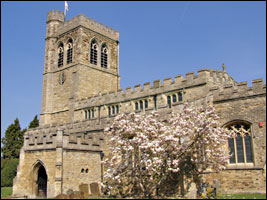 'Health & Healing' - A Service of Celebration and Thanks at St Mary's Bletchley