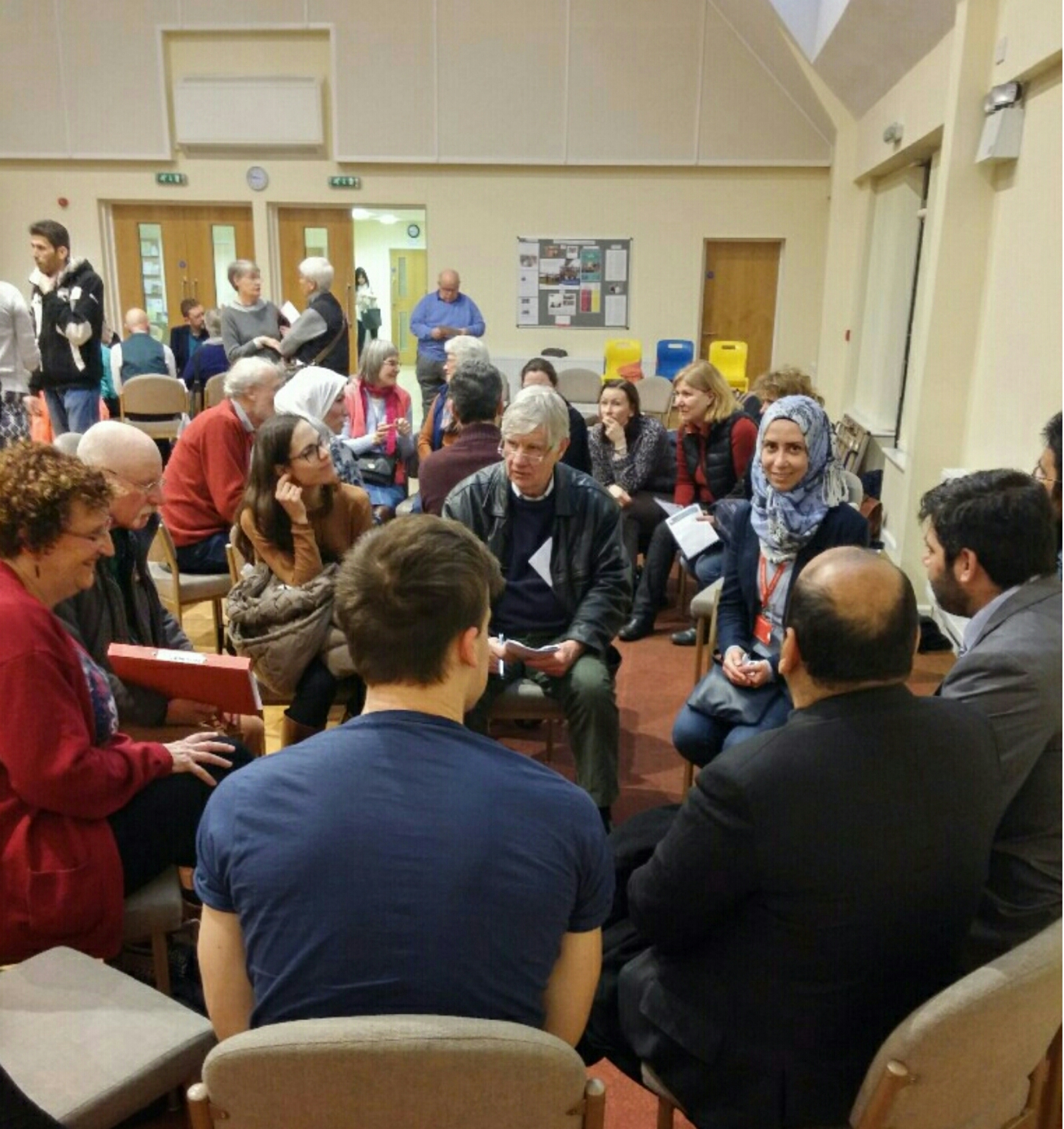 RefugeesWelcome Supporters Summit